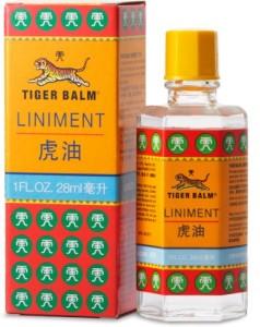huile Tiger Balm